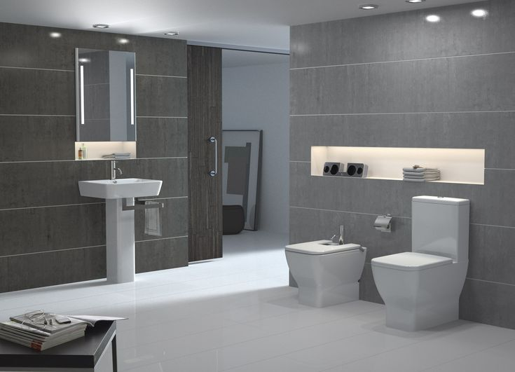 12 best office bathrooms images on Pinterest | Bathrooms, Bathroom ...