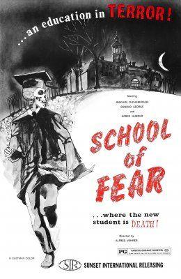 School of Fear (Sieben Tage Frist) (1969, Germany)