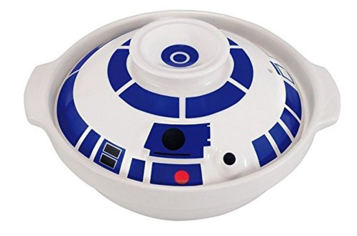 Star Wars Earthen pot R2-D2 ver from Japan NEW Import NEW #Mostlottery