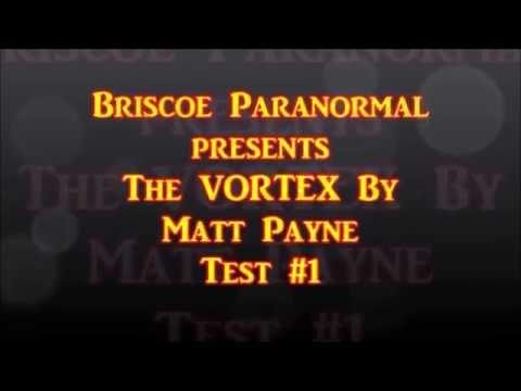 The Vortex Box Test #1