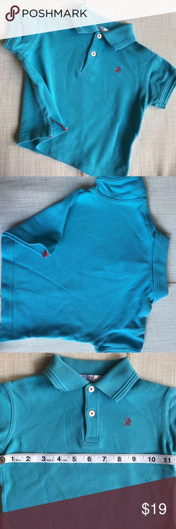 Carolina Herrera CH baby polo shirt Carolina Herera CH baby polo shirt, 100%cotton Carolina Herrera Shirts & Tops Polos
