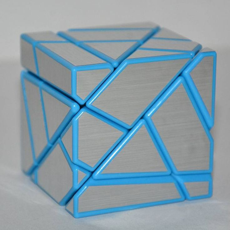 how to solve a ghost cube