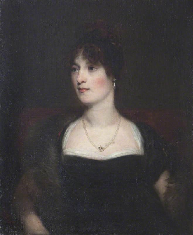 Elizabeth Mary Anne Massingberd (1780–1835), Mrs Peregrine Langton Massingberd  by Thomas Phillips