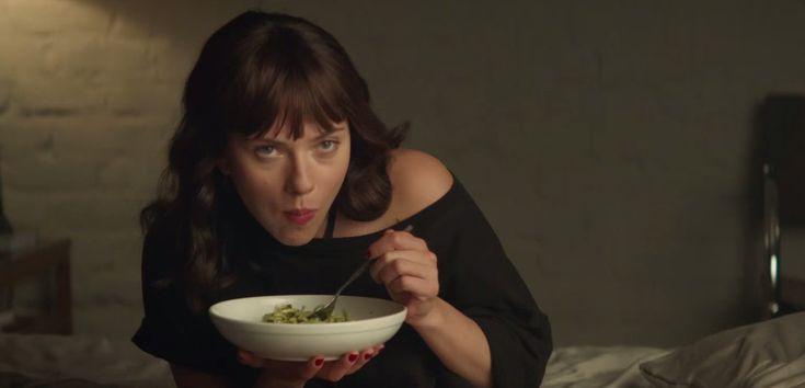 Het recept voor het simpele pastagerecht dat Jon Favreau (Casper) maakt voor Scarlett Johansson (Molly) in de film Chef (2015).