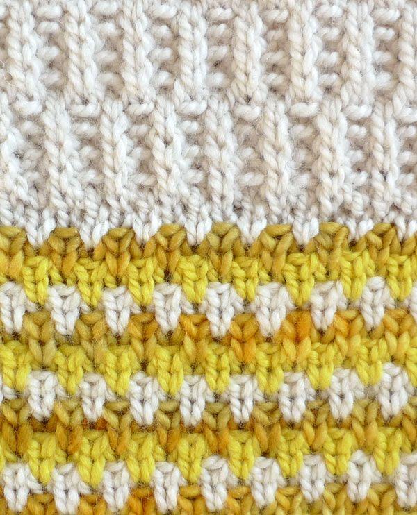 Knitting Stitch Embroidery Patterns : Whits Knits: Stitch Block Cowl - The Purl Bee - Knitting Crochet Sewing ...