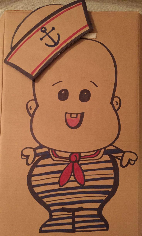 baby shower nautical mario bebe - Bebe Mario
