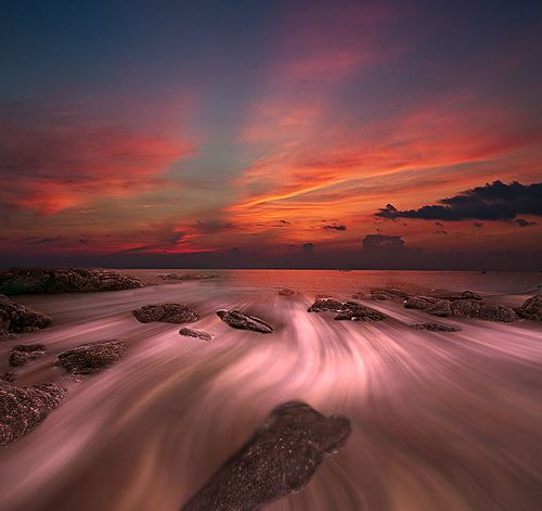 Best Long Exposure Images On Pinterest Long Exposure - Long exposure photographs capture entire day sunrise sunset