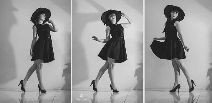 A triptych of self portraits by Mel Shipard.   Had heaps of fun with these!    ~ Copyrighted © 2015 by Mel Amy Photography ~