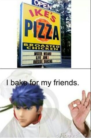 IM DYING!!! And it's weird to say that I know where this place is located and I eat there when I want good pizza XD