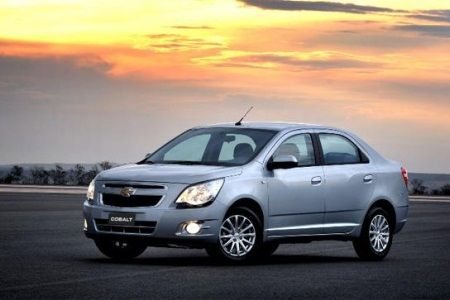 2012 Chevrolet Cobalt Review