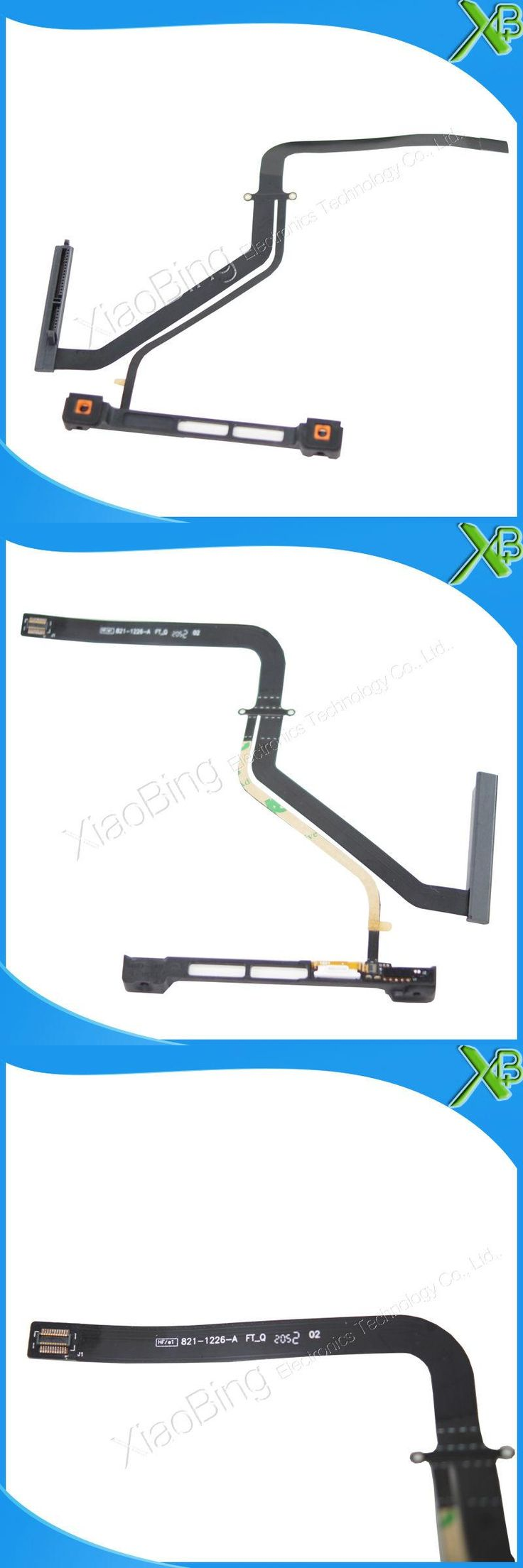 """Brand NEW HDD Hard Drive Disk Cable with Bracket For Macbook Pro A1278 13.3"""" MC700 Hdd calbe 821-1226-A Mid 2011 Years"""
