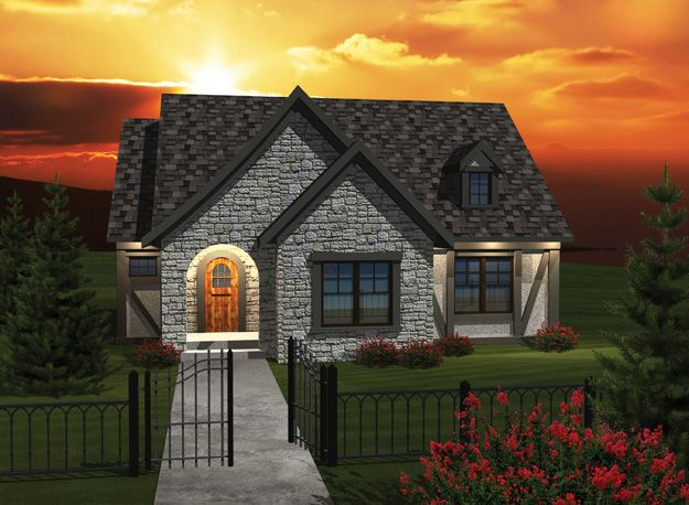 35 best Tudor Home Plans images on Pinterest Dream home plans