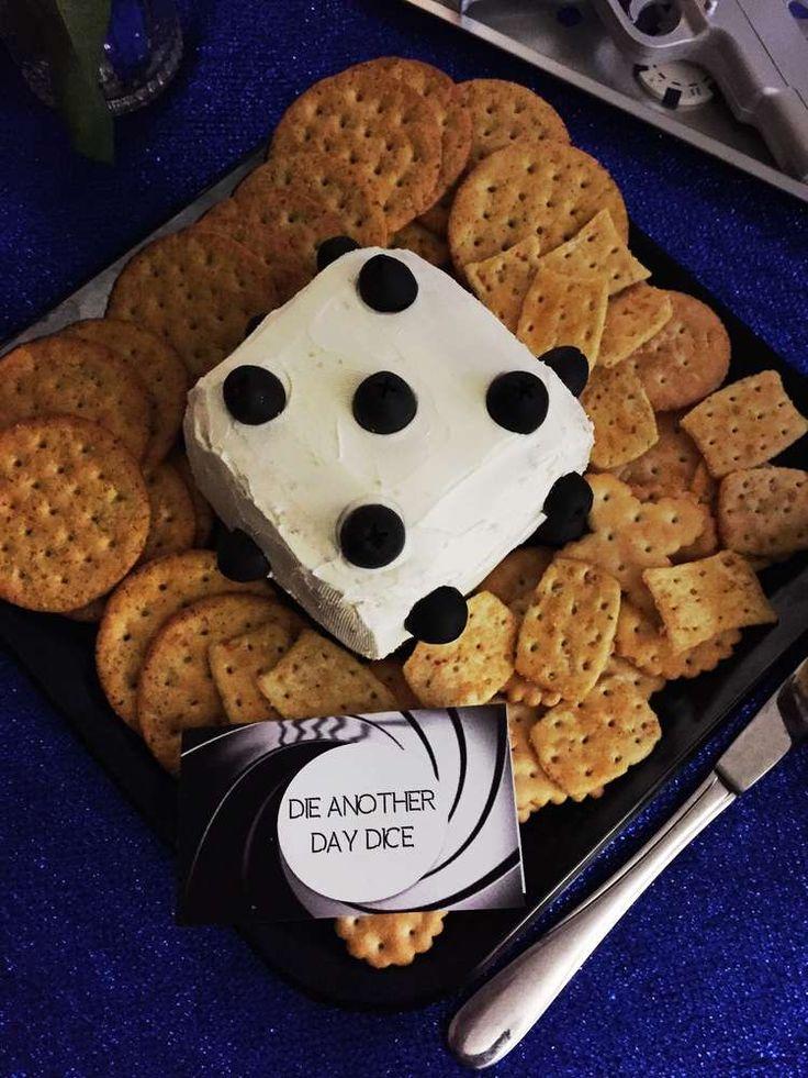 James Bond 007 Birthday Party Ideas | Photo 1 of 30