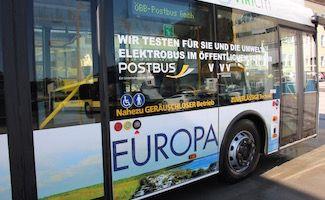 VVV testet E-Bus #Verkehrsverbund #E-Mobilität #Bus #Öffis #mprove