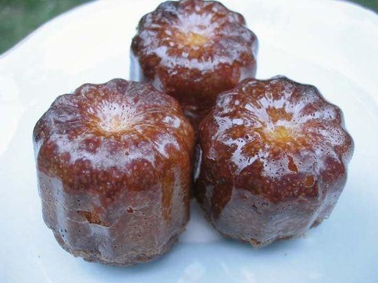 Recette de Mini-canelés bordelais : la recette facile