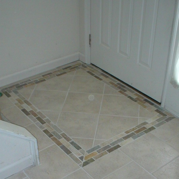 28 best images about ceramic tile designs on pinterest - Basement floor tile ideas ...