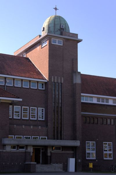 Watertoren Helmond (Missiehuis Christus Koning)