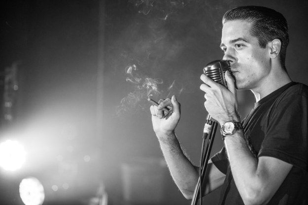 One of his first viral songs, �Runaround Sue,� has a doo-wop feel to it and is a remix of the original 1961 version. | 12 Reasons G-Eazy Is Your New Favorite Rapper