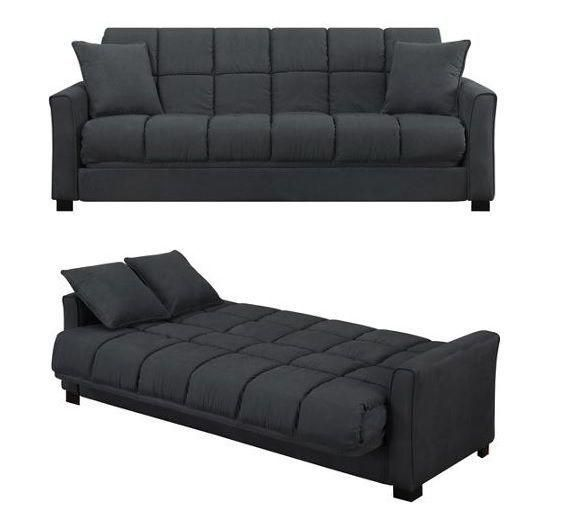20 Small Black Futon Sofa Beds