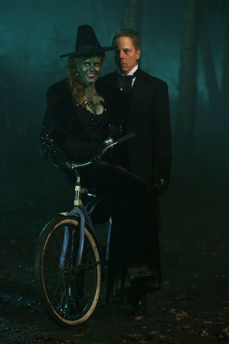 "Zelena and Hades - 5 * 16 ""Our Decay"""