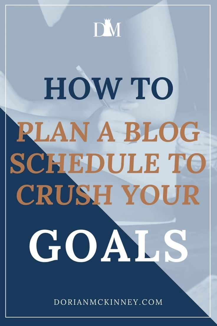 Don't have time to do it all? I give you 5 tips every blogger must read for creating a blogging schedule without going crazy!