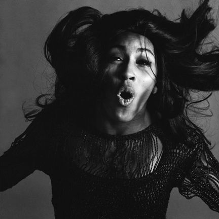 Tina Turner by Jack Robinson, 1969.