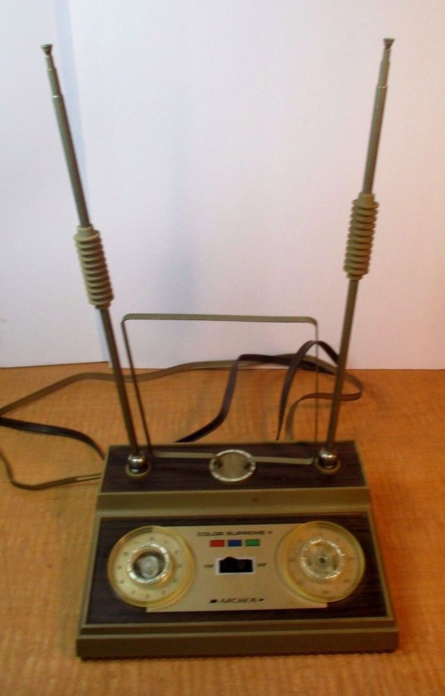 how to build a tv uhf vhf