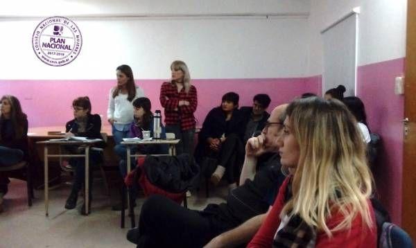 Asistencia técnica y articulación con la Mesa Local de Trabajo en Violencia de Género y Violencia Familiar del Municipio de Morón