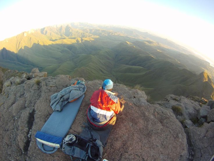 """""""On top of the world""""  Experience the breathtaking beauty of the Drakensberg mountains - originally referred to as the 'Dragon Mountains' by early settlers, and Ukhahlamba or 'the barrier of spears' in Zulu.  WhereToStay in the Drakensberg and surrounding areas https://goo.gl/zY7khw"""