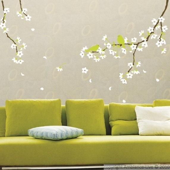 25 best Galerie Stickers Nature / Nature wall decals Gallery images ...
