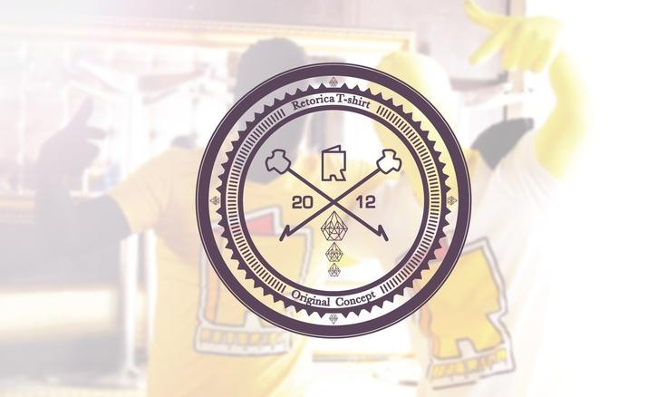 Retorica T-shirt, Original Concept