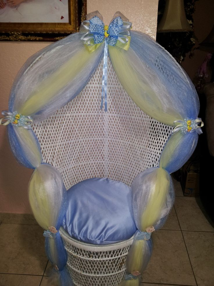 baby shower chair boy shower bridal shower decorations decoration