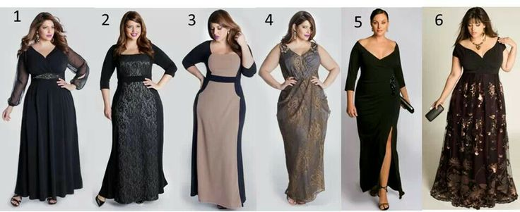 Evening gowns | Big girls are sexy 2 | Pinterest | Gowns