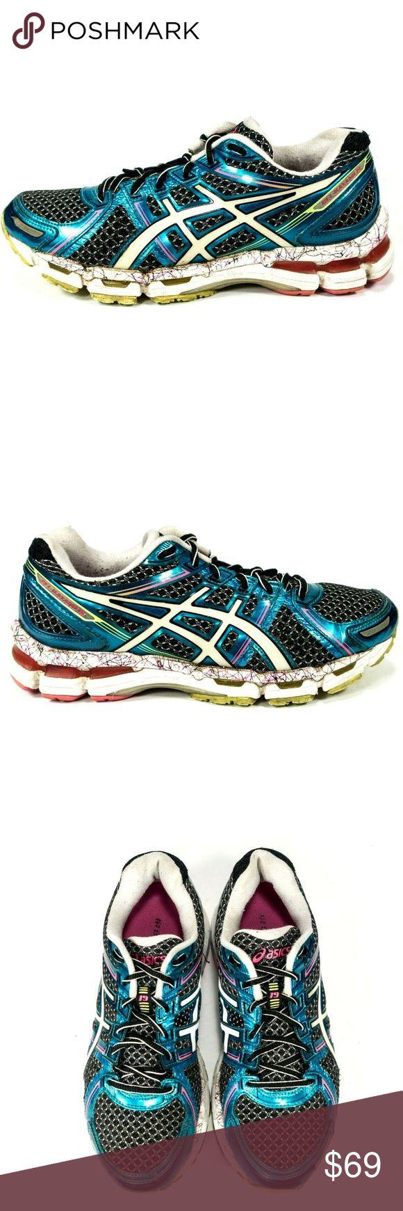 Asics Gel Kayano 19 Running Shoes Size 8 5 Asics Gel Kayano 19
