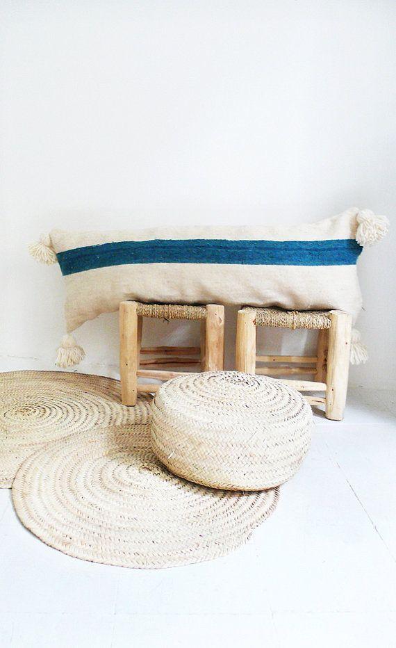 Les 25 meilleures id es de la cat gorie oreillers de - Housse coussin marocain ...