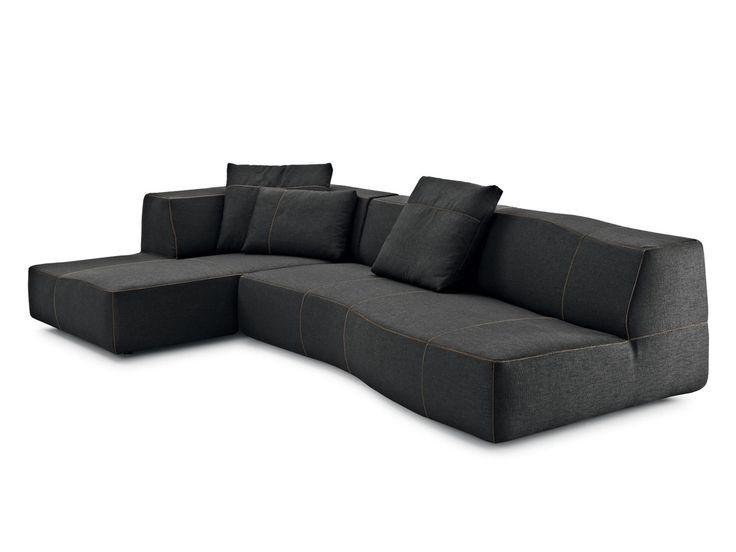 Bu0026B Italia Bend Sofa By Patricia Urquiola   Chaplins