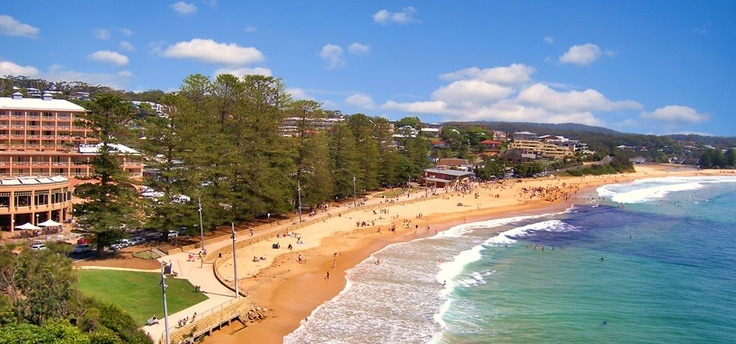 Terrigal Hotels - Central Coast NSW   Crowne Plaza Terrigal