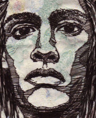 Shirley Nette Williams_stitch face