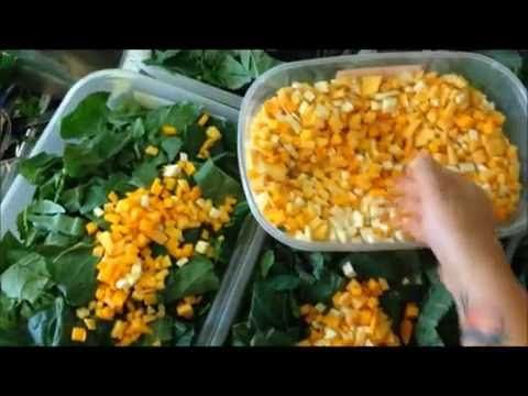 Green Iguana Diet - YouTube