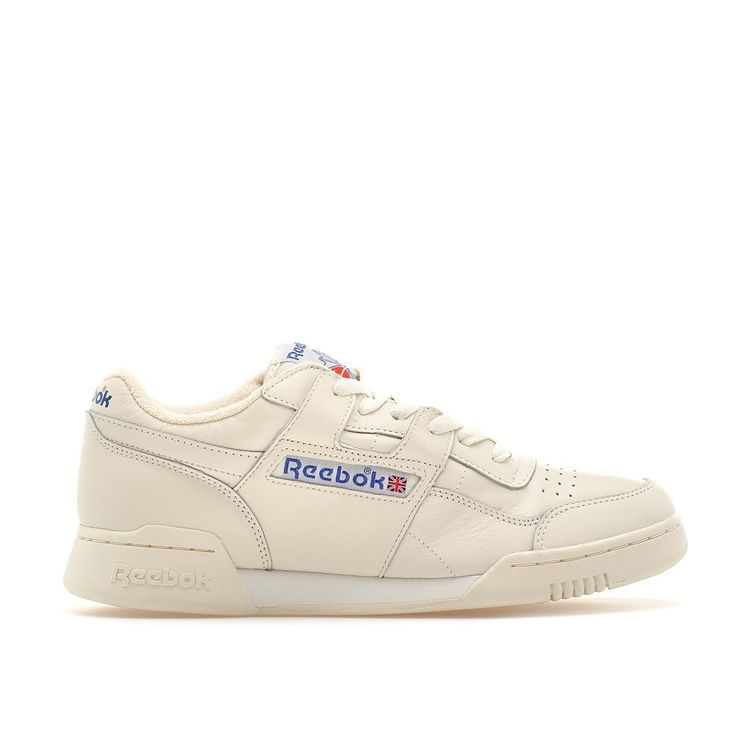 Workout Plus Vintage from the S/S2017 Reebok collection in chalk