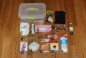 Daddy Diaper Duty Kit
