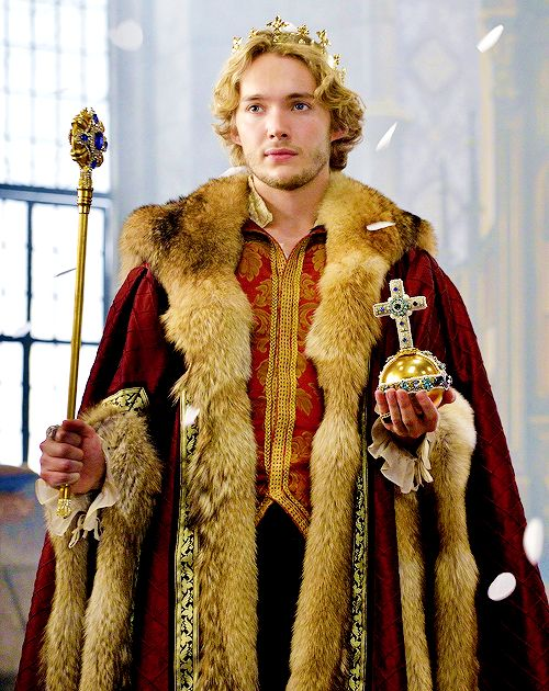"King Francis in 2.03 ""Coronation"""