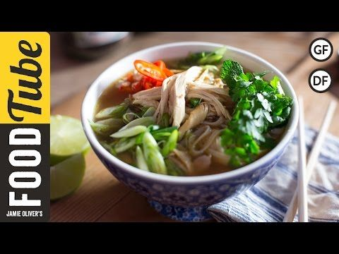 Vietnamese Chicken Noodle Soup | Donal Skehan - YouTube