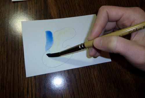 Home Made Masking Fluid Recipe for Watercolors. Seems simple enough!