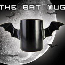 Bat Mug OMG I WANT THIS!!! <3