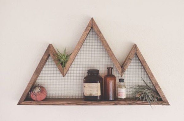 Check out this cool shelf for your space! Get this Mountaineer Wood Shelf for…
