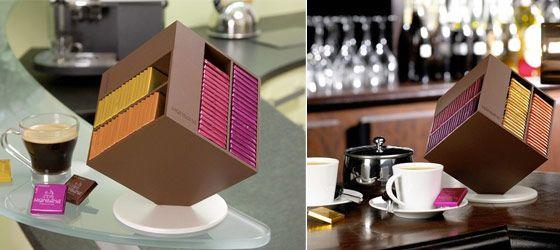 Monabana Chocolate Cube