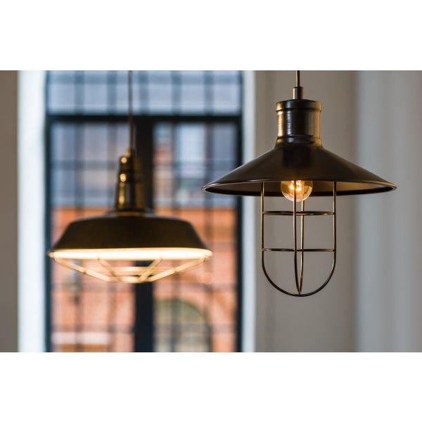 Lampa wisząca Lofti w stylu industrialnym do loftu./ Hanging lamp Lofti in the industrial style for loft