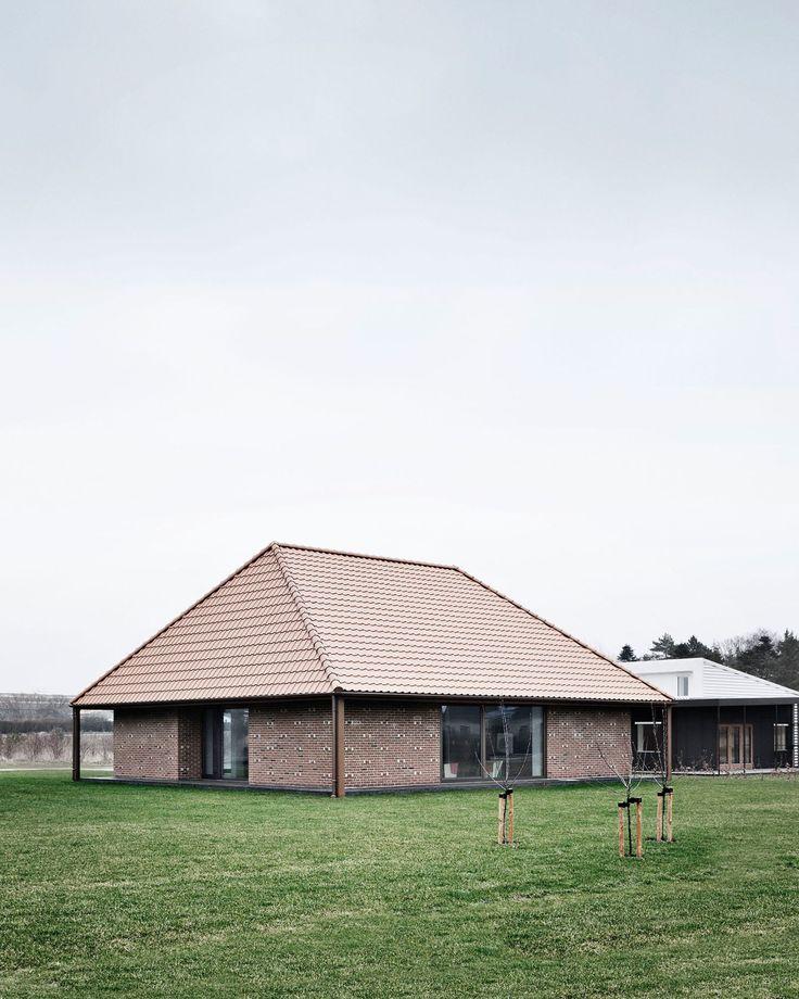 Leth & Gori, Stamers Kontor · Brick House · Divisare