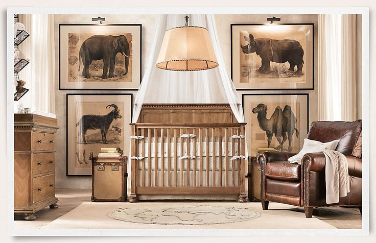 Planning For The Nursery...All Over Again -
